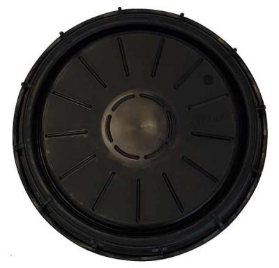 IBC Deckel NW225 - schwarz - EPDM