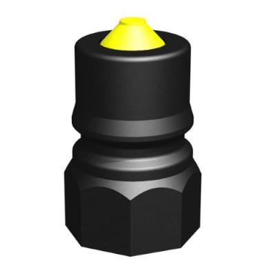 Schnellkupplung Vaterteil 1 Zoll Dry-Shut-Stecker auf 1 Zoll BSP IG