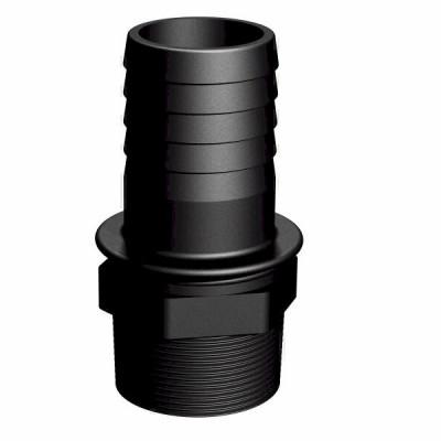 Adapter - 2 Zoll BSP AG auf 2 Zoll (50 mm) Schlauchtülle