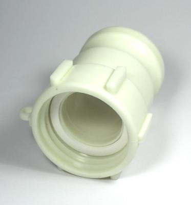 S60x6 IG auf 2 Zoll Kamlok Vaterkupplung (PA)