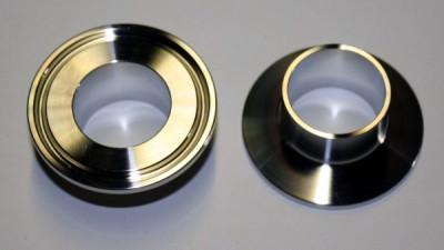 Tri-Clamp Klemmstutzen DN50 1.4404 V4A