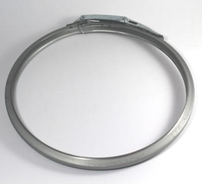 Spannring 53,5x1,00mm Stahl - für PE Spannring Deckelfass 220 Ltr