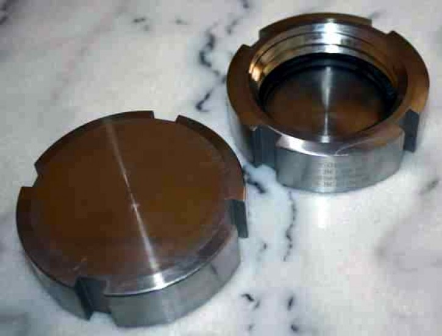 - IBC Blindkappe V4A - DN50 S60x6 IG