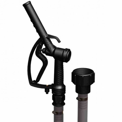- Zapfstelle - 1 Zoll Zapfpistole auf 2 Zoll NPS IG Adapter