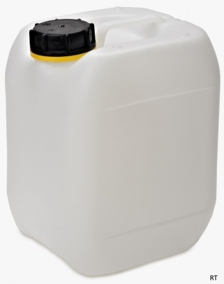 Kanister  5 Liter - UN-3H1/X1.9 - FDA