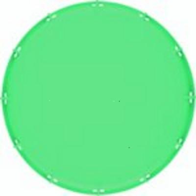 - RESTPOSTEN - IBC Deckel NW150 - grün - TPE-V/FDA gebraucht/gereinigt