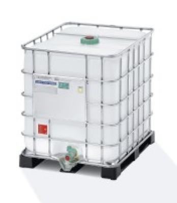IBC 1000-150/50 - natur - ETFE - Kunststoffpalette - Neuware SCHÜTZ