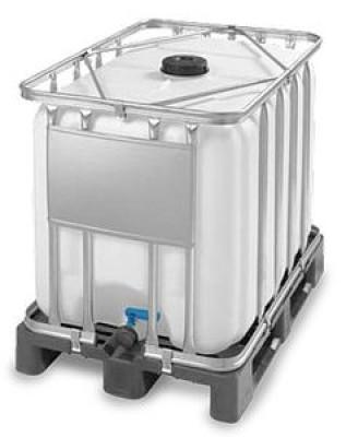 IBC 640-150/50 - natur/transparent - Kunststoffpalette - WERIT