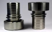 Überwurfmutter S60x6 auf Schlauchtülle (38mm)