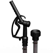 Zapfstelle - 1 Zoll Zapfpistole auf S60x6 IG Adapter