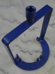 IBC Hahnschlüssel für Mauser SM-Serie Armatur DN50